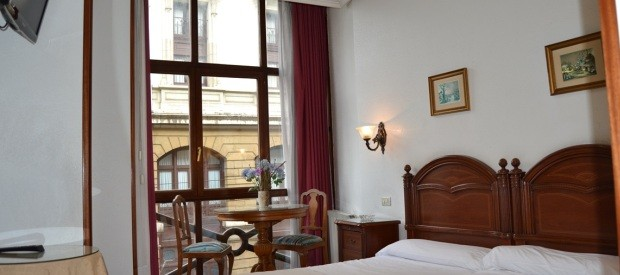 Hotel offer sundays in Bilbao