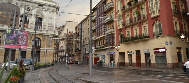 Parking included in Hotel Arriaga Bilbao